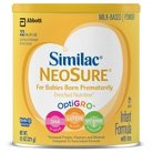 Similac® Expert Care NeoSure Infant Formula Powder - 13.1oz (6 Pack)