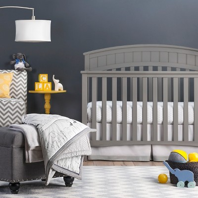 Crib Bedding Set Circo Grey