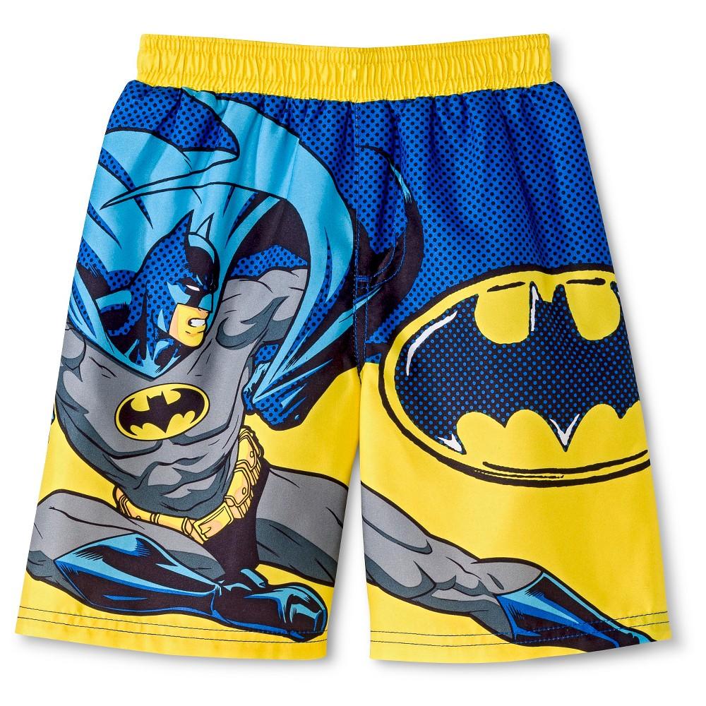 728400d4c6 Toddler Boys' Batman Swim Trunks #8587   AGreaterTown