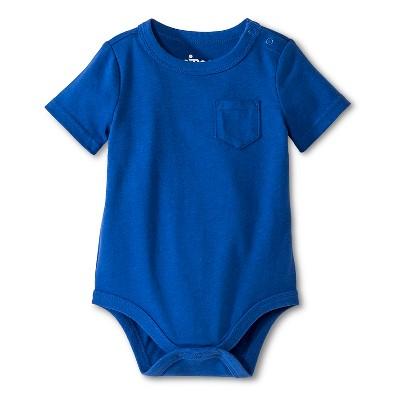 Newborn Boys' Bodysuits Blue Dolphin 0-3 M