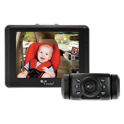 Yada® Tiny Traveler™ Analog Video Monitor - Black