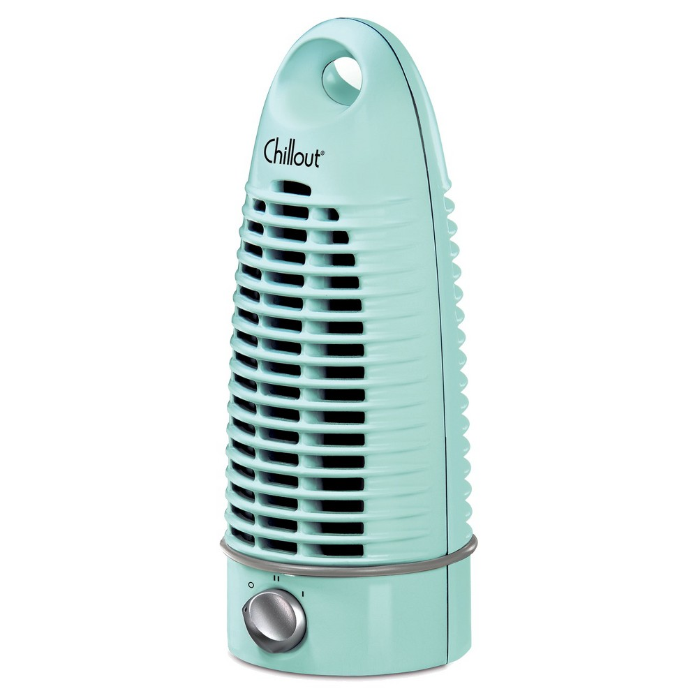 Upc 092926650070 Chillout Mini Tower Electric Fan