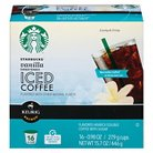 Keurig Starbucks Vanilla Iced Coffee K-Cup 16 ct