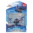 Target Exclusive Disney Infinity (2.0 Edition) Themed Display Case with Stitch Figure