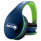 Seattle Seahawks Bluetooth Headphones by iHip with Touch Controls on Ear