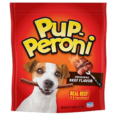 Pup-Peroni Beef Flavor Treat 32oz