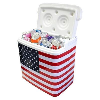Tinny Retro Cooler - America