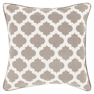 "Elaia Geometric Pillow 20"" x 20"""
