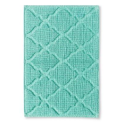 "Threshold™ Woven Solid Bath Mat - Alpine (21x30"")"