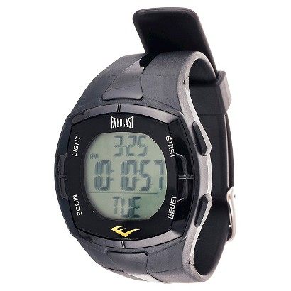 everlast heart rate monitor watch manual