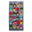 Marvel Beach Towel - Multi-Colored