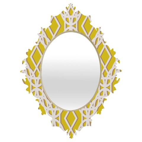 diamonds baroque mirror target