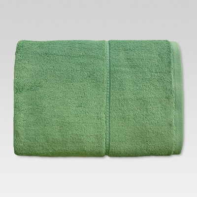 Bath Sheet - Batik Green - Threshold™
