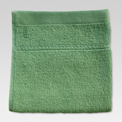 Washcloth - Batik Green - Threshold™