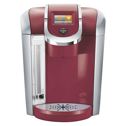 Keurig One Cup Coffee Maker Target : Keurig 2.0 K400 Coffee Maker Brewing System with... : Target