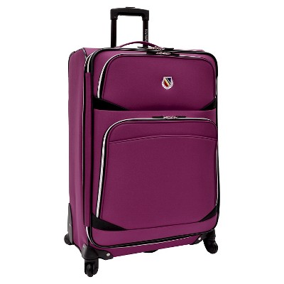 "Beverly Hills Country Club San Vincente 30"" Spinner Luggage - Purple"