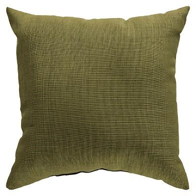 """Strahlhorn Solid Toss Pillow 22"""" x 22"""""""