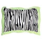 One Grace Place Jazzie Jungle Boy Pillow Sham - Multicolor (Standard)