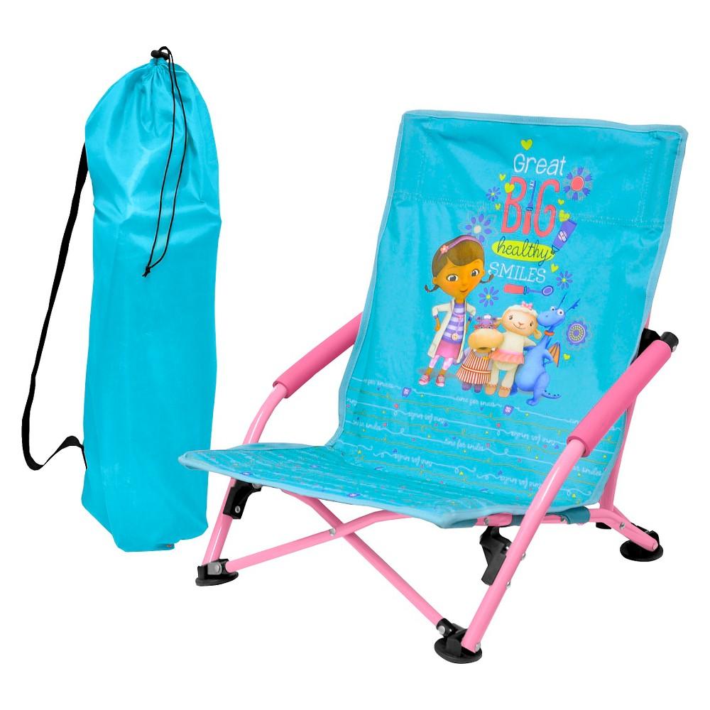 Kids Armchair Disney Doc Mcstuffins Folding Lounge Chair