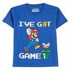 Super Mario Boys' Graphic T-Shirt