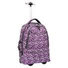 Traveler's Choice Horizon Rolling Laptop Backpack