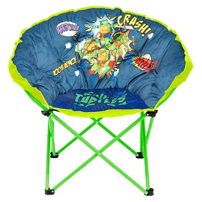 Kids Armchair: Nickelodeon Teenage Mutant Ninja Turtles Tween Club