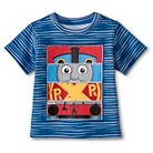 Thomas the Tank Engine Toddler Boys Graphic Block Tee - Blue