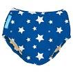 Charlie Banana Reusable Swim Diaper - Navy/White Stripes (Select Size)