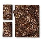 Leopard Print Sheet Set - Multicolored (Full)