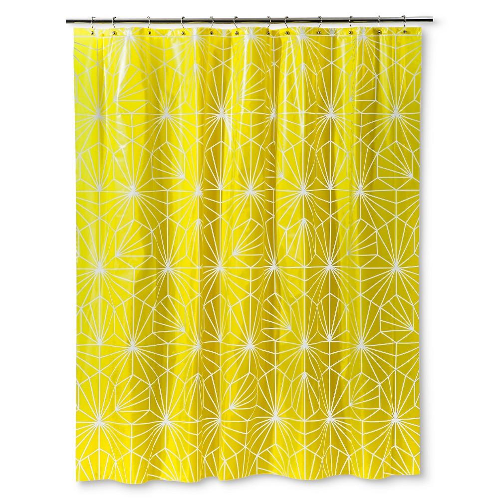 10 Beautiful Foyer Decor Designs: Room Essentials Peva Geometric Shower Curtain