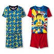 Boys' Lego Movie 4-Piece Mix & Match Pajama Set