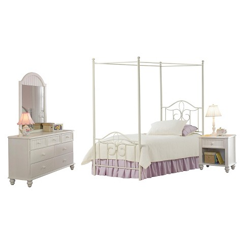 hillsdale furniture kids bedroom set white product details page