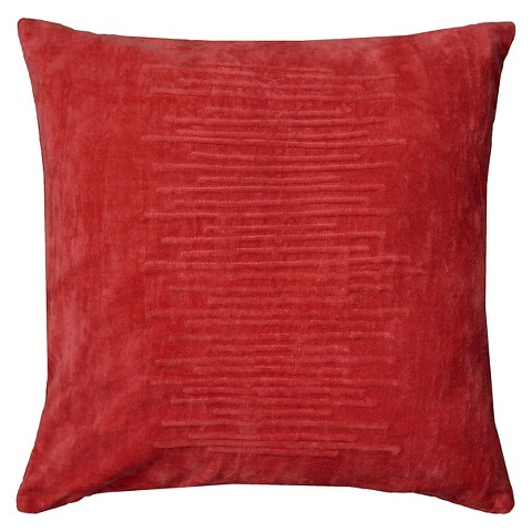 Rizzy Home Textured Stripe Decorative Pillow - C... : Target