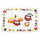 Bumkins Silicone Baby Placemat - Owls