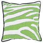 Zebra Toss Pillow