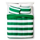 Rugby Stripe Bedding Collection