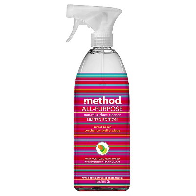 Method All Purpose Cleaner Sunset Beach 28floz