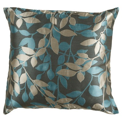 "Encelia Flower Pillow 22"" x 22"""