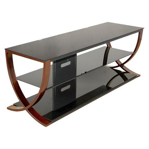 Stylish and Modern TV Stand Black 65