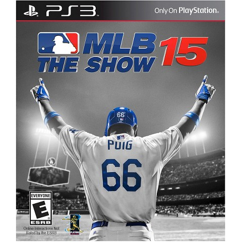 MLB 15: The Show (PlayStation 3) product details page