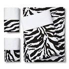 Zebra Print Sheets