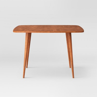 Mid Century Modern Dining Table Brown - Foremost