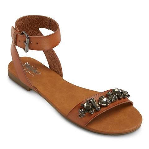 Wonderful Womens Esma Braided Sandals  Merona Product Details Page