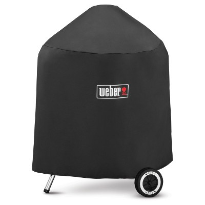 Weber® 22 inch Charcoal Grill Cover with Storage Bag