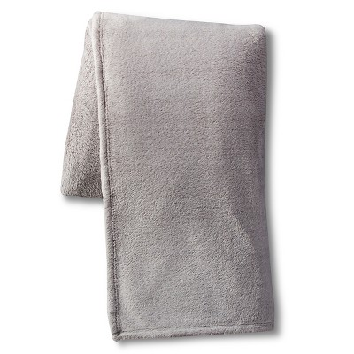 Frosted Blanket - Gray (Twin) - Xhilaration™