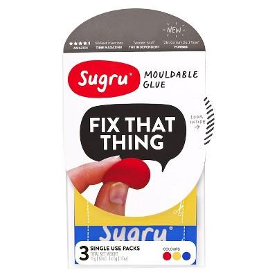 Sugru Mouldable Glue - Multi-colored