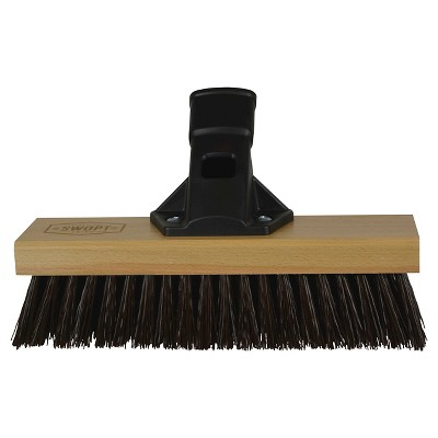SWOPT Deck Brush, Rough Surface, 12""