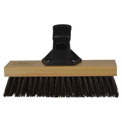"SWOPT Deck Brush, Rough Surface, 12"""