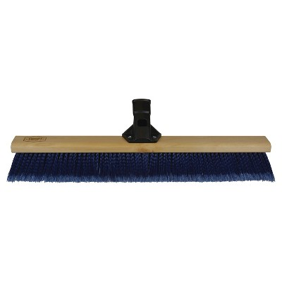 SWOPT Premium Push Broom, Multi-Surface, 24""