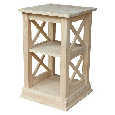 Ecom End Table Wood